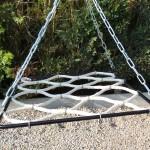 Corde sisal sur cadre 40cm,60cm