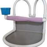 Car seat with cup